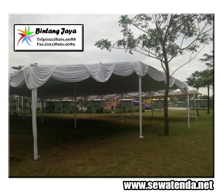 Sewa Tenda Plafon Promo Khusus Daerah Bekasi