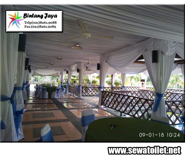 pusat sewa tirai tenda dan ruangan