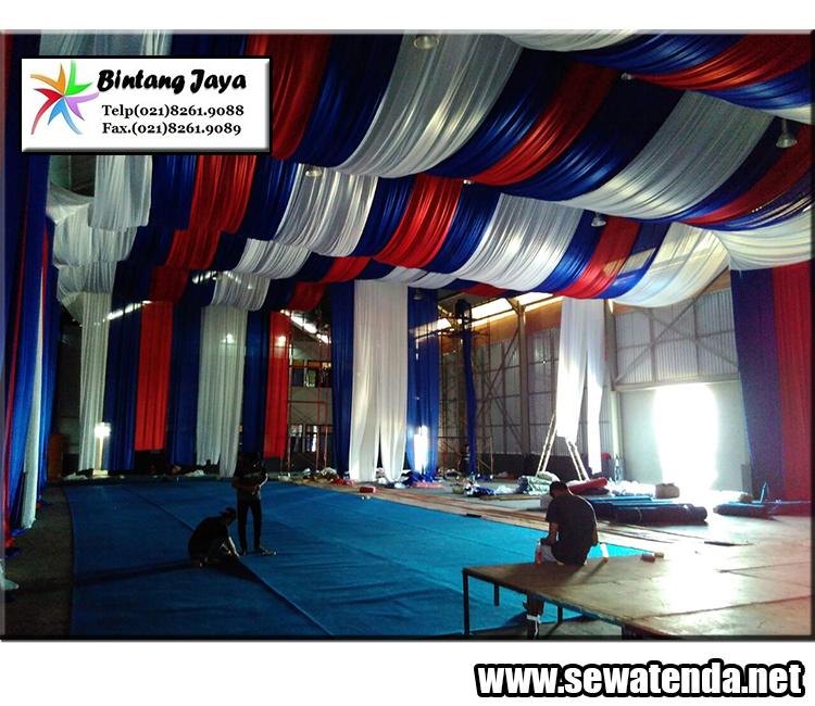 tempat persewaan tirai-tirai untuk dekorasi tenda di daerah jabodetabek, karawang, purwakarta dan bandung
