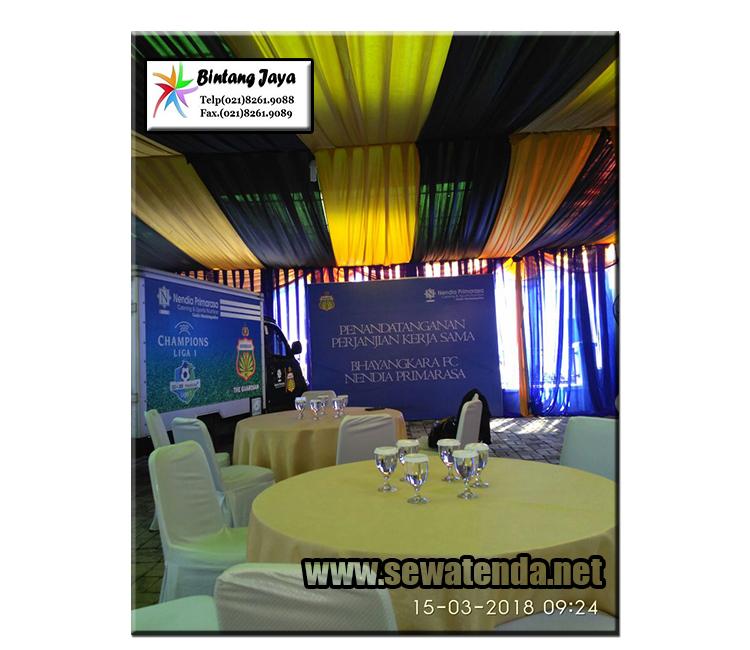 Tempat perentalan tenda dekorasi untuk acara anda termurah dan terlengkap