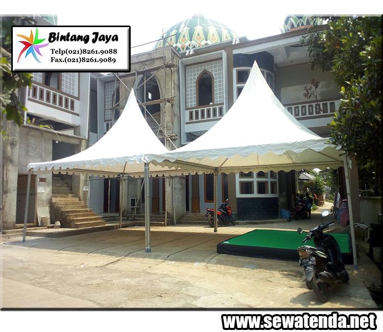 Sewa Tenda Sarnafil Bazar Akhir Tahun