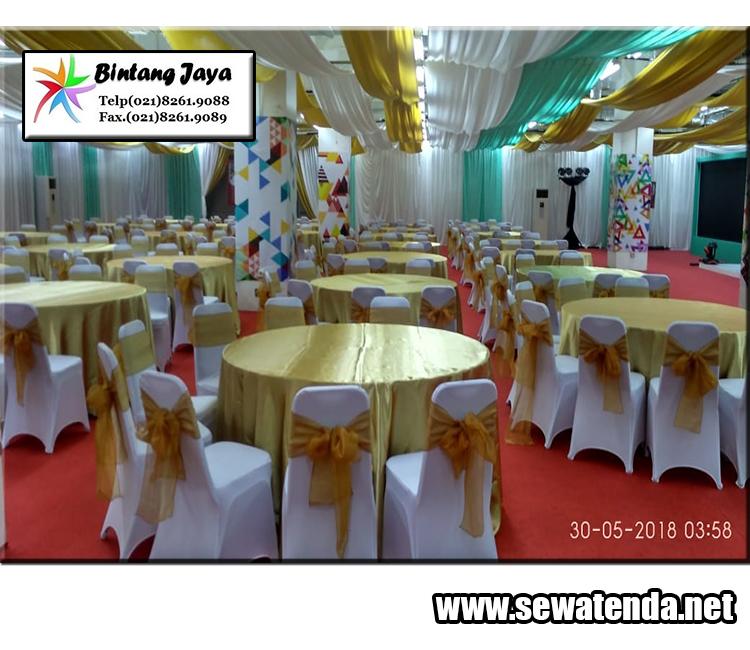 persewaan tirai untuk dekorasi ruangan maupun dekorasi tenda di grogol petamburan