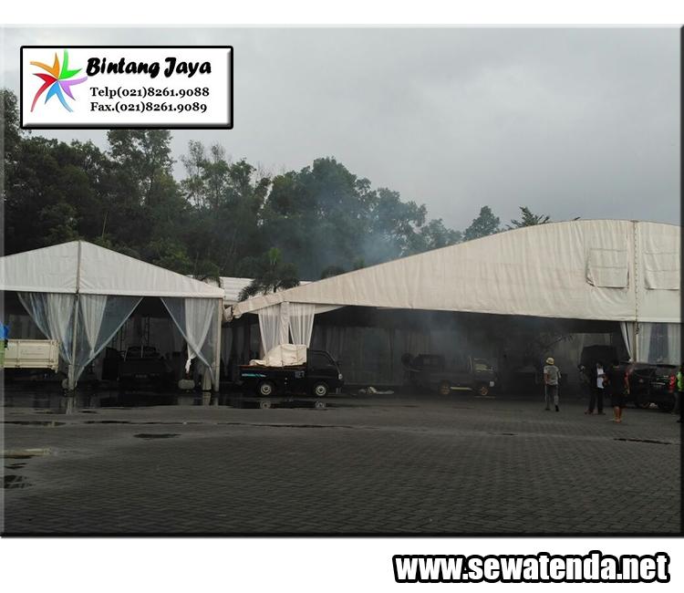 Jasa sewa tenda roder terbesar di Purwakarta