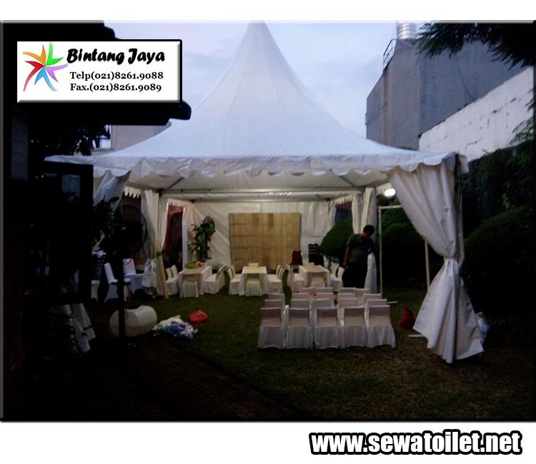 pusat sewa tenda kerucut di cileungsi kabupaten bogor