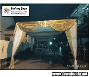 Sewa Tenda Murah Medan Satria