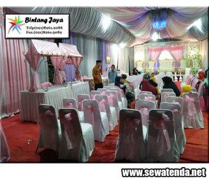 Rental Tenda Paket Wedding