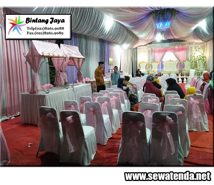 Rental Tenda Pernikahan Paket Lengkap