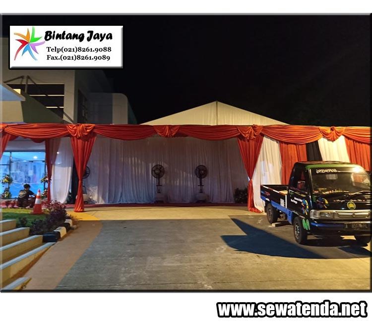 menyewakan tenda roder bermutu untuk berbagai macam kebutuhan event pesan hub 021-82601199