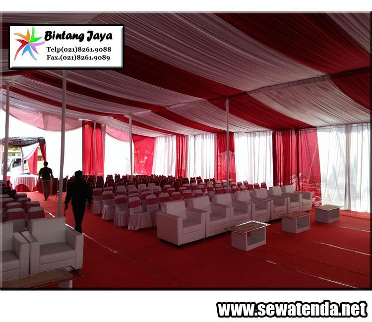 Sewa Tenda Dekorasi Event Tahun Baru