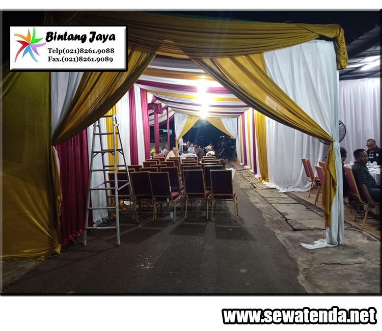 sewa tenda konvensional kualitas terbaik pesan hubungi 021-82601199