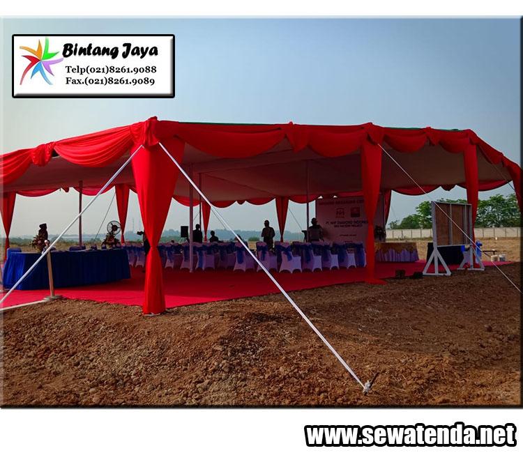 Promo murah sewa tenda konvensional oktober
